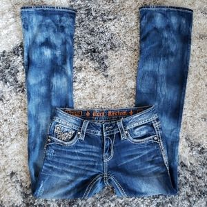 Rock Revival Betty Boot Cut Jeans.  Size 26.